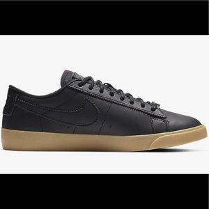 New* Nike Blazer Low LXX Oil Grey Gum Light Brown